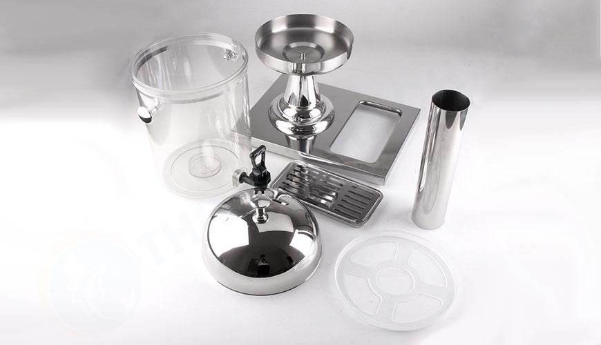 Bình đựng nước trái cây 1 ngăn BC2201-R chi tiết thùng hàng