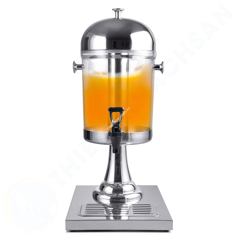 Bình đựng nước hoa quả giá rẻ 1 ngăn 8 lít BC2201-R
