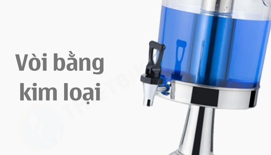 Mô tả vòi bình nước hoa quả 8 lít