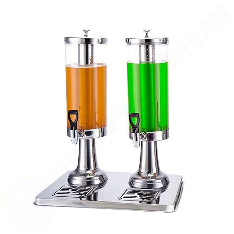 Bình đựng nước hoa quả có vòi 6 lít 2 ngăn BC2222-2