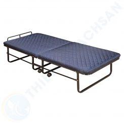 Giường extra bed nệm dày 06 cm sắt sơn EX7121-6 trạng thái mở