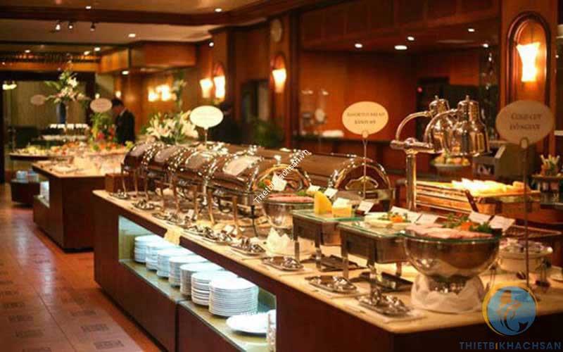 Ảnh nhà hàng buffet ngon tại Hà Nội
