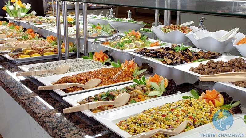 Thực đơn các món buffet tại nhà ngon