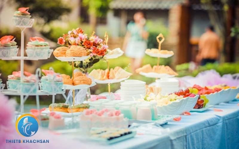 Tiệc ngọt đám cưới