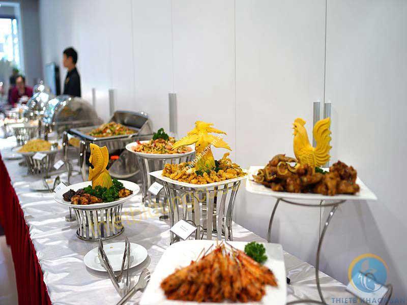 Ảnh tổ chức tiệc công ty tại Hà Nội