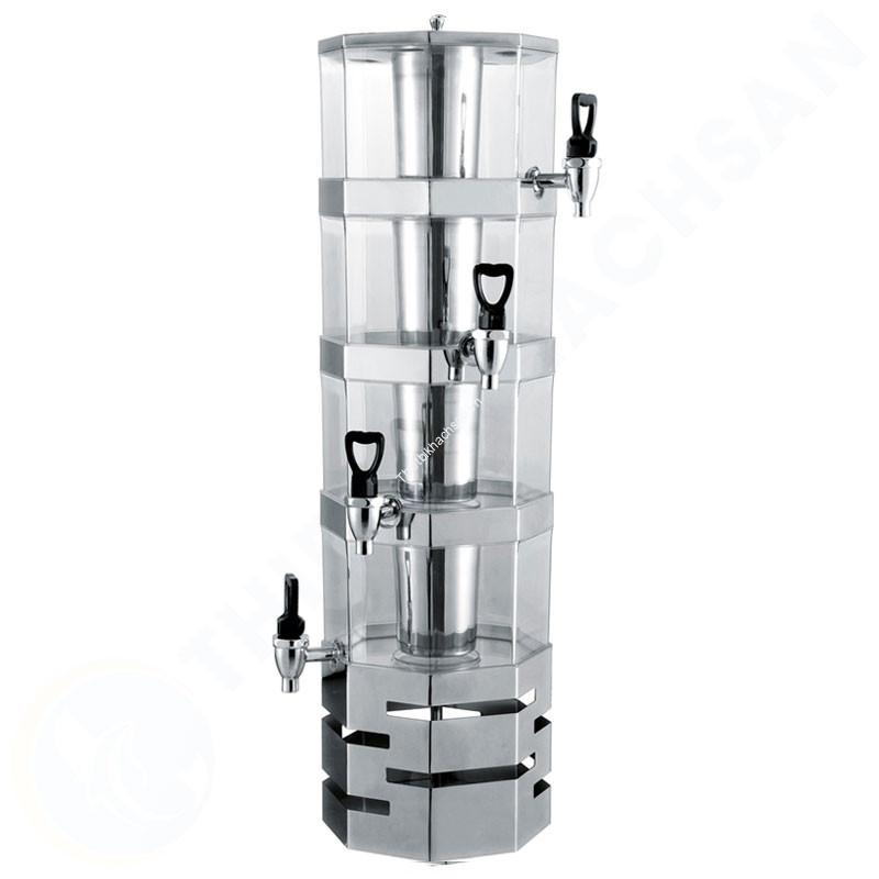 Tháp đựng nước trái cây bát giác 4 tầng 16 lít BC2226-4 hình3