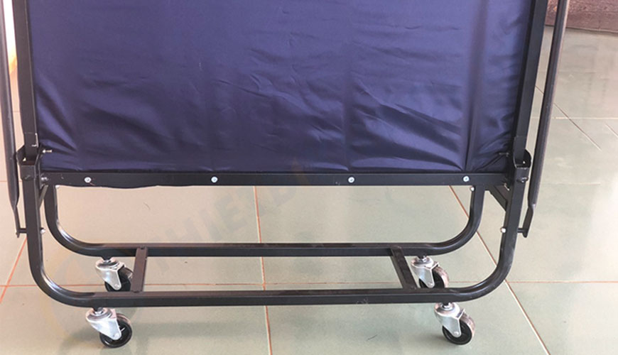 giường extra bed ex7121_6 gấp gọn có bánh xe đẩy