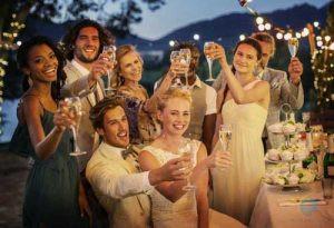 Tiệc trà đám cưới