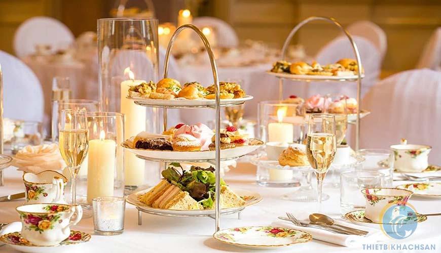 Tiệc trà Afternoon Tea