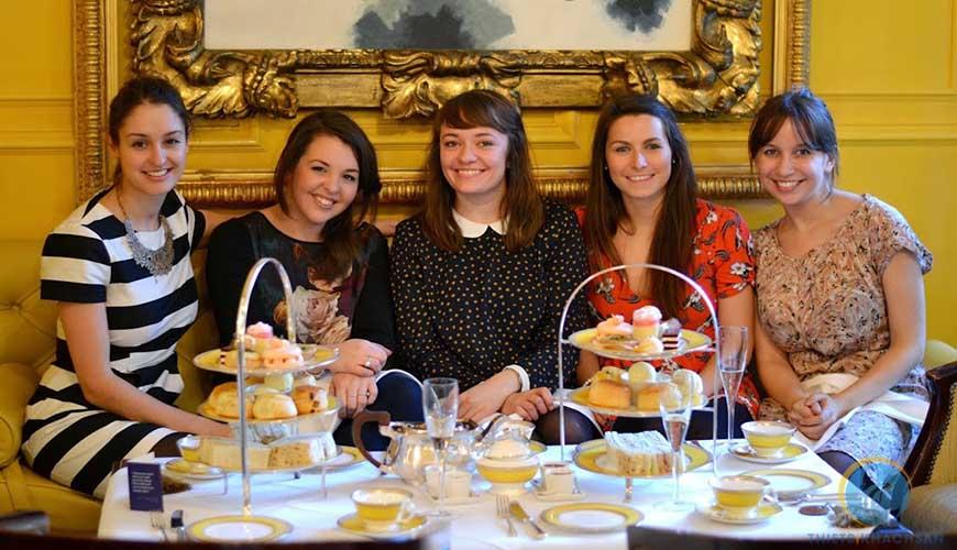 Ý nghĩa tiệc trà chiều ở Anh